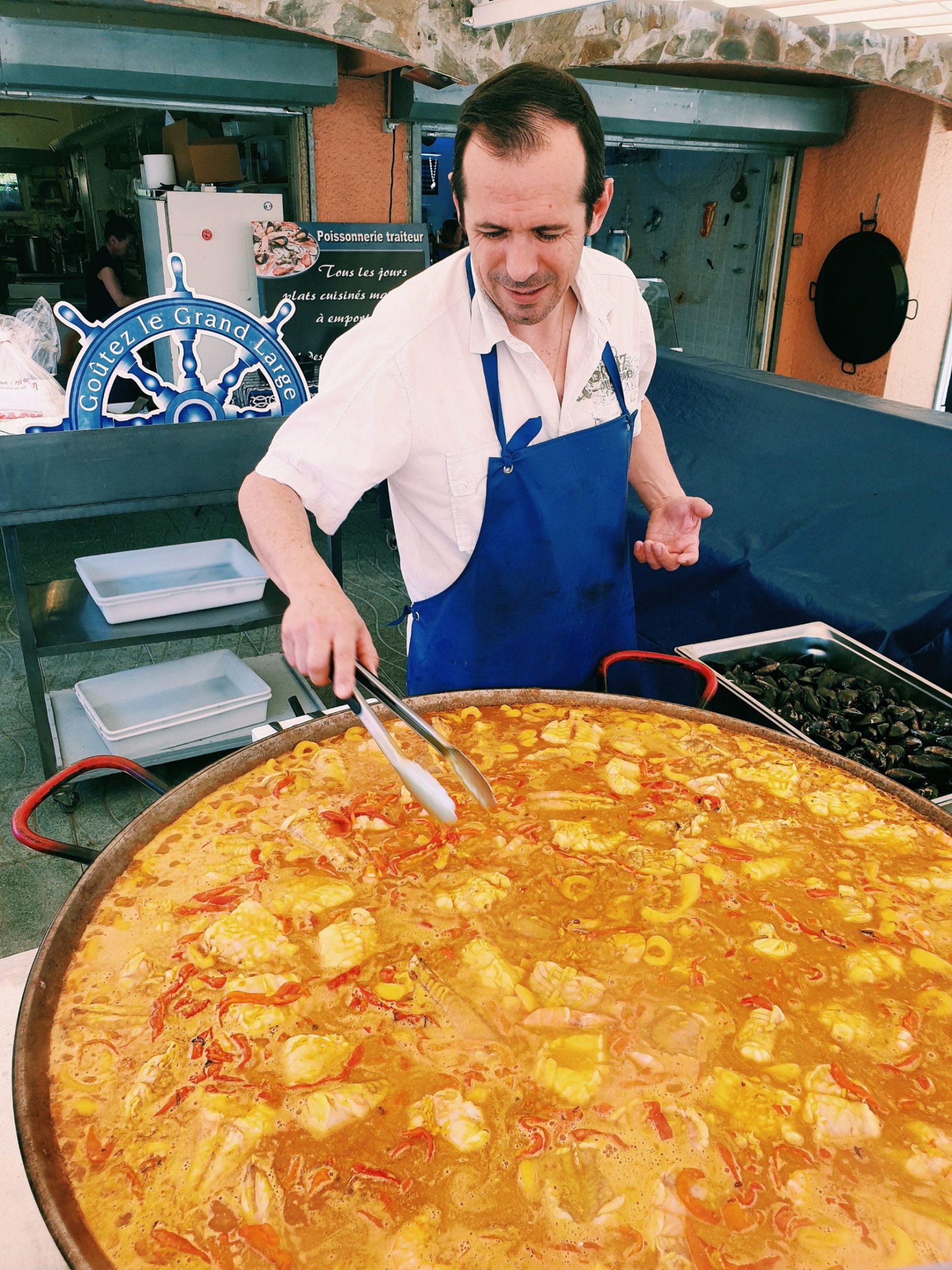 Best Paella in Argeles Sur Mer